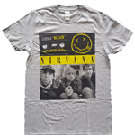 Nirvana T-Shirt unisex - Design: Bleach Cassettes