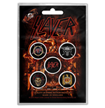 Slayer Brosche - Design: Eagle