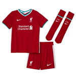 Liverpool FC Mini Kit 2020/21 Home