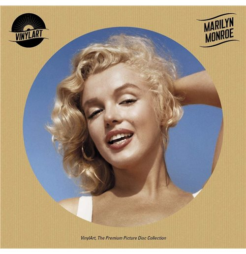 Vinyl Marilyn Monroe - VinylArt: The Premium Picture Disc Collection