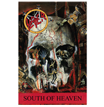 Slayer Poster - Design: South of Heaven
