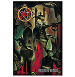 Slayer Poster - Design: Reign in Blood