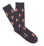 George Best Lotus Casual Socken