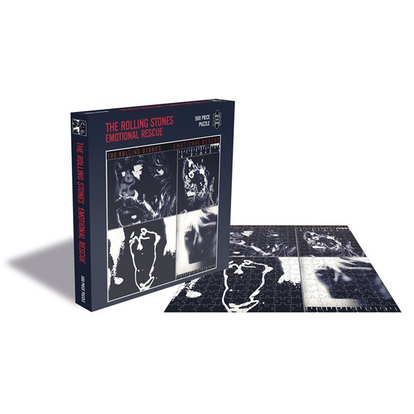 The Rolling Stones Puzzle EMOTIONAL RESCUE