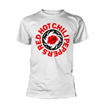 Red Hot Chili Peppers T-Shirt ROSE BSSM CIRCLE