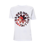 Red Hot Chili Peppers T-Shirt ONE HOT ASTERISK
