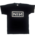 Nine Inch Nails  T-Shirt unisex - Design: Classic Logo