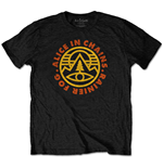 Alice in Chains  T-Shirt unisex - Design: Pine Emblem