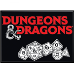 Dungeons & Dragons Magnet