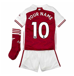 Arsenal Mini Kit 2020/21 Home Personalisierbar