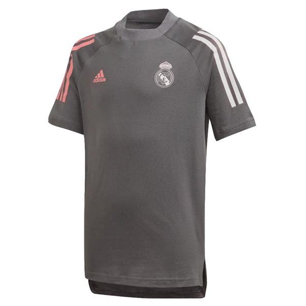 Real Madrid T-Shirt 2020/21 (Grau)