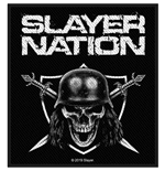 Slayer Aufnäher - Design: Slayer Nation