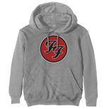 Foo Fighters  Pullover unisex - Design: FF Logo