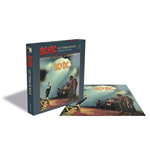 AC/DC Puzzle LET THERE BE ROCK