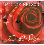 Vinyl Willie Nelson - First Rose Of Spring