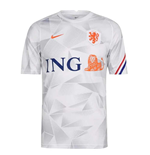 Holland Fussball Trainingshemde 2020/21 (Weiss)