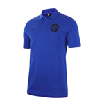 Holland Fussball Polohemd 2020/21 (Blau)
