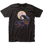 Nightmare before Christmas T-Shirt für Männer