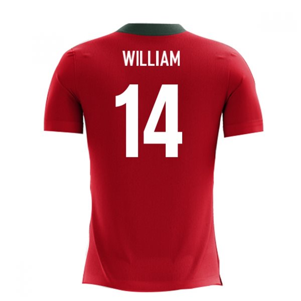 Portugal Fussball T-Shirt 2020/21 Home