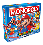 Super Mario Celebration Brettspiel Monopoly *Deutsche Version*