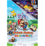 Poster Super Mario : Paper Mario - The Origami King (Maxi Poster)