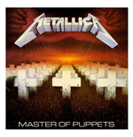 Metallica Rock Saws Puzzle Master Of Puppets (1000 Teile)