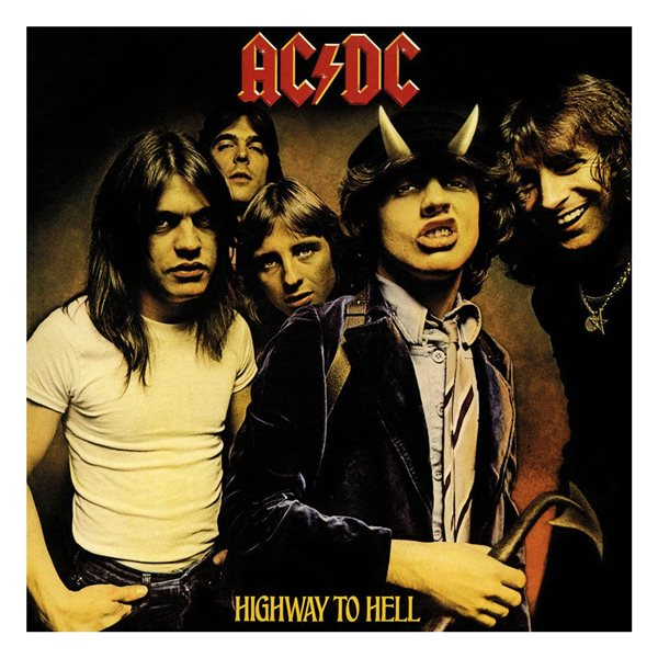 AC/DC Rock Saws Puzzle Highway To Hell (500 Teile)