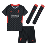 Liverpool FC Mini Kit 2020/21 Third