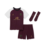 Paris Saint-Germain Fußballtrikot-Set für Kinder 2020/21 Third