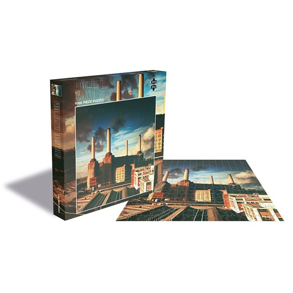 Pink Floyd Puzzle ANIMALS
