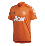 Manchester United FC Trainingshemde 2020/21 (Orange)