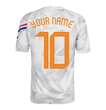 Holland Fussball Trainingshemde 2020/21 Personalisierbar