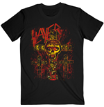 Slayer T-Shirt unisex - Design: SOS Crucifiction