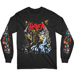 Slayer Longsleeve Trikot unisex - Design: Airbrush Demon