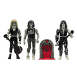 Slayer ReAction Actionfiguren 3er-Pack Live Undead 10 cm