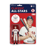 MLB Classic ReAction Actionfigur Carlton Fisk (Boston Red Sox) 10 cm