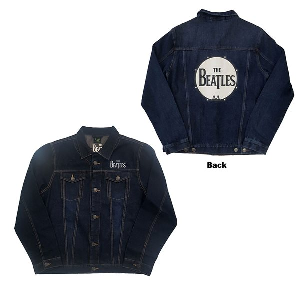 The Beatles Jacke unisex - Design: Drum Logo