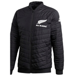 Jacke All Blacks  Supporters Rugby Coat Jacket