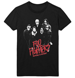 Foo Fighters  T-Shirt unisex - Design: Medicine At Midnight Photo