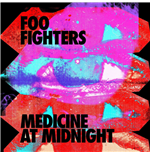 Vinyl Foo Fighters - Medicine At Midnight (Vinyl Blue Limited Edt.) (Indie Exclusive)