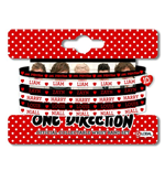 One Direction Schweißband - Design: Phase 3