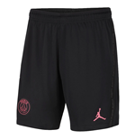Paris Saint-Germain Shorts 2020/21 (Schwarz)