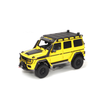 BRABUS 550 ADVENTURE MERCEDES G500 4x4 ELECTRIC BEAM YELLOW