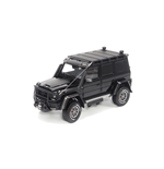 BRABUS 550 ADVENTURE MERCEDES G500 4x4 OBSIDIAN BLACK