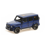 MERCEDES AMG G63 BLUE METALLIC 2018