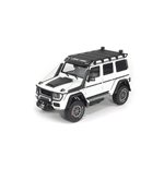 BRABUS 550 ADVENTURE MERCEDES G500 4x4 WHITE