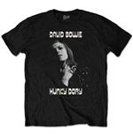 David Bowie  T-Shirt unisex - Design: Hunky Dory 1