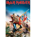 Iron Maiden Trooper Maxi Poster