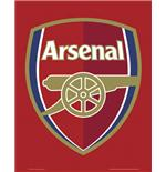 Poster Arsenal Crest