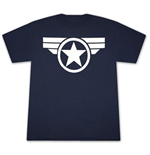T-Shirt CAPTAIN AMERICA Good Ol Steve Logo
